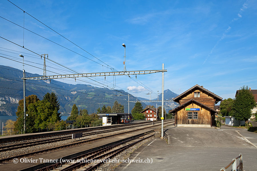 "Bahnhof ""Leissigen"""