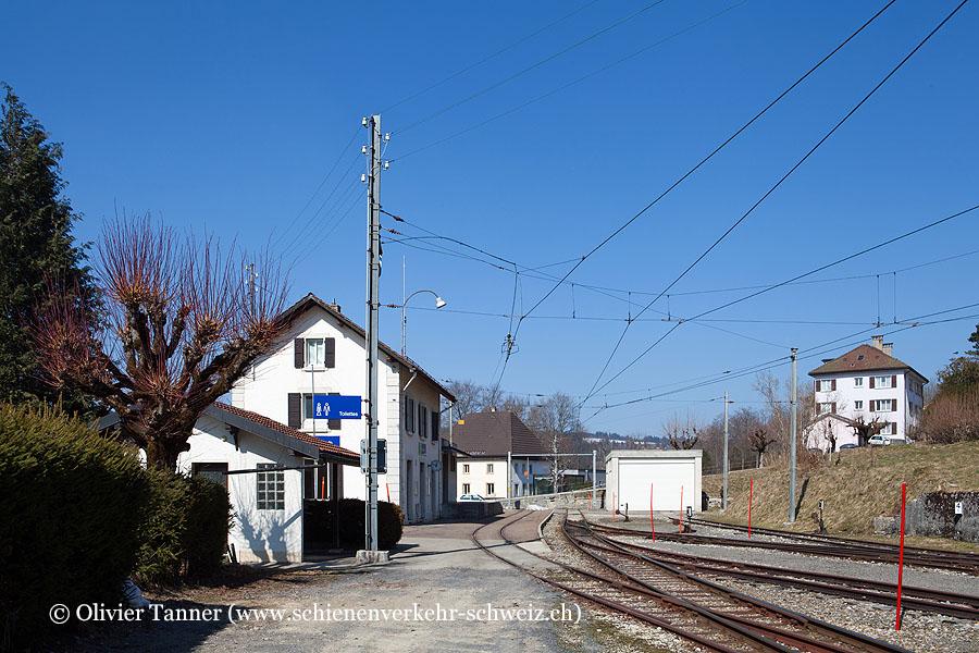 "Bahnhof ""Les Brenets"""