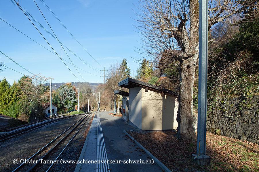 "Bahnhof ""Les Chevalleyres"""
