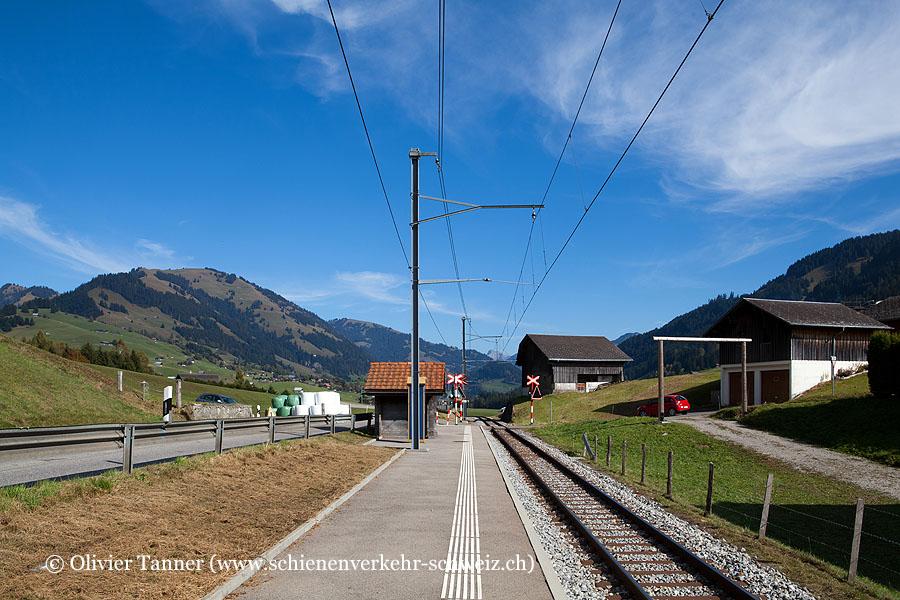 """Bahnhof """"Les Combes"""""""