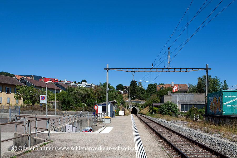 "Bahnhof ""Les Deurres"""