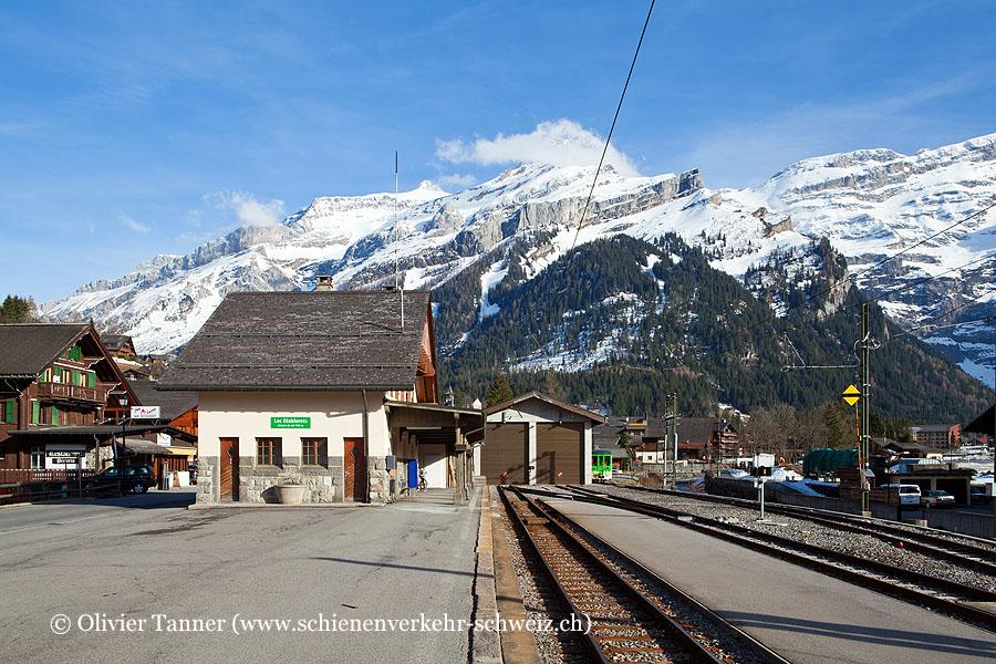 """Bahnhof """"Les Diablerets"""""""