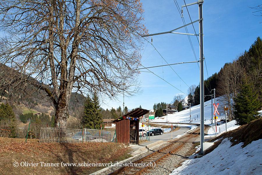 "Bahnhof ""Les Echenards"""
