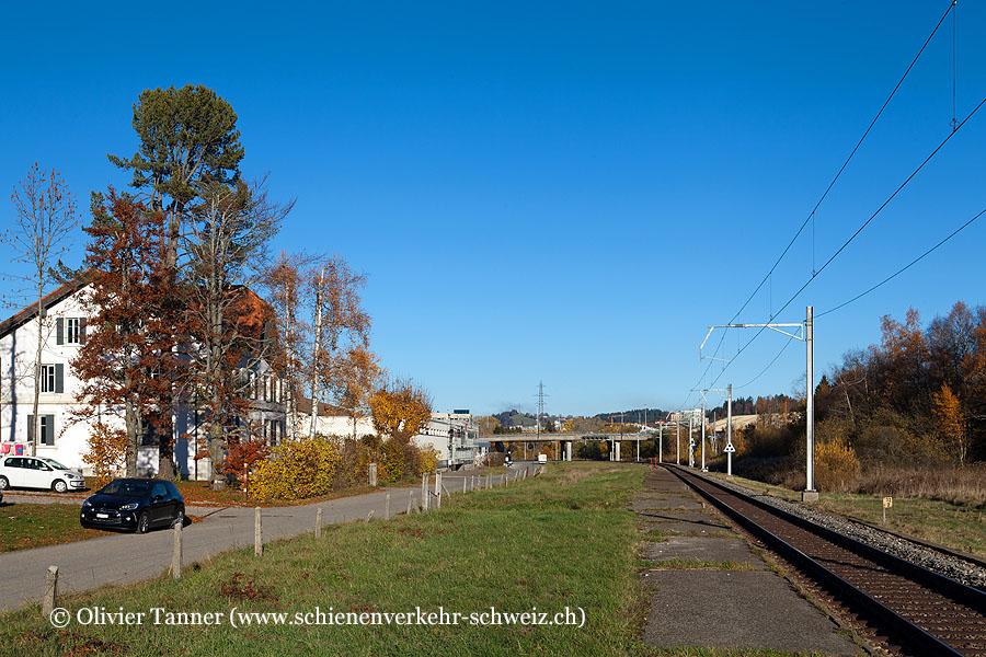 """Bahnhof """"Les Eplatures"""""""