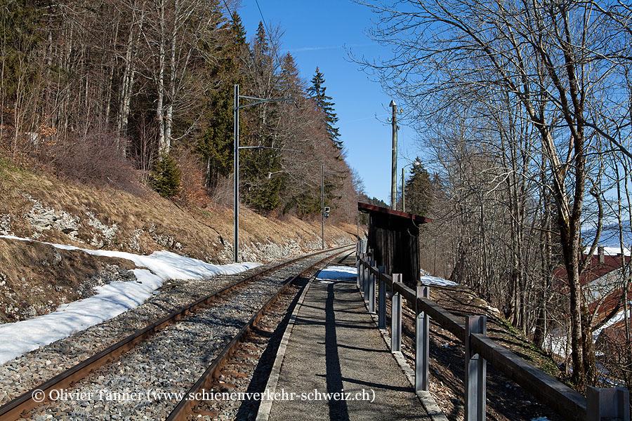 """Bahnhof """"Les Esserts-de-Rive"""""""