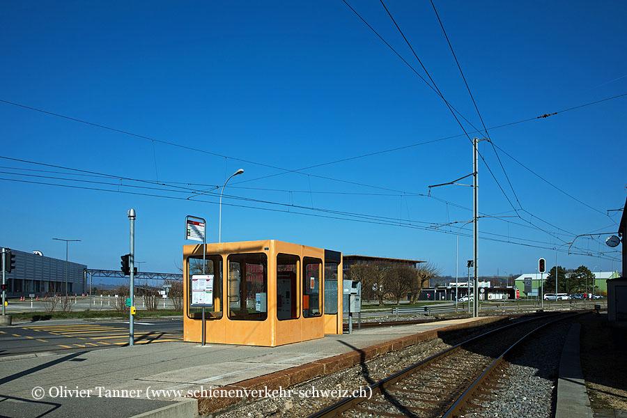 """Bahnhof """"Les Granges (Orbe)"""""""