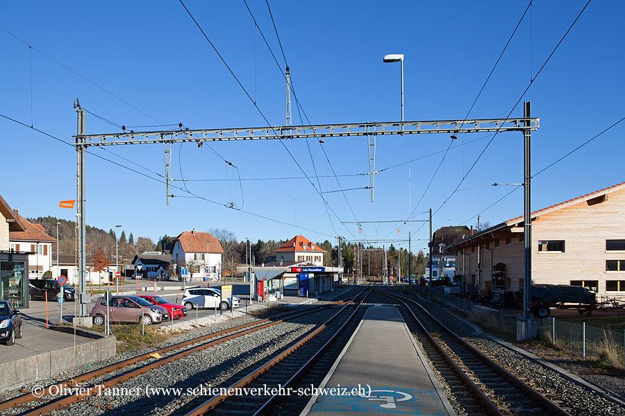 """Bahnhof """"Les Reussilles"""""""