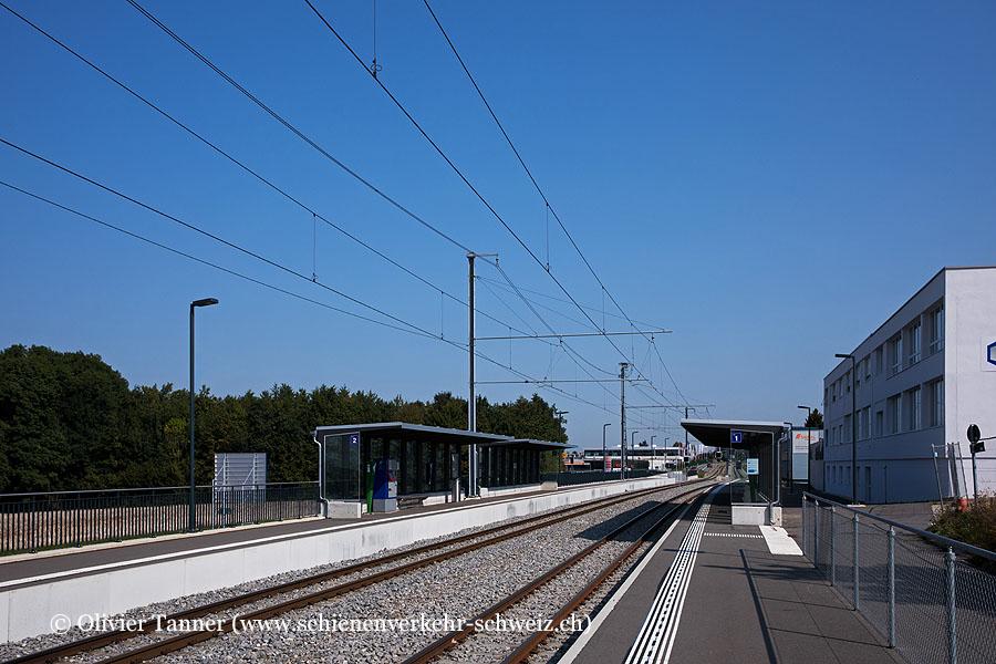 """Bahnhof """"Les Ripes"""""""