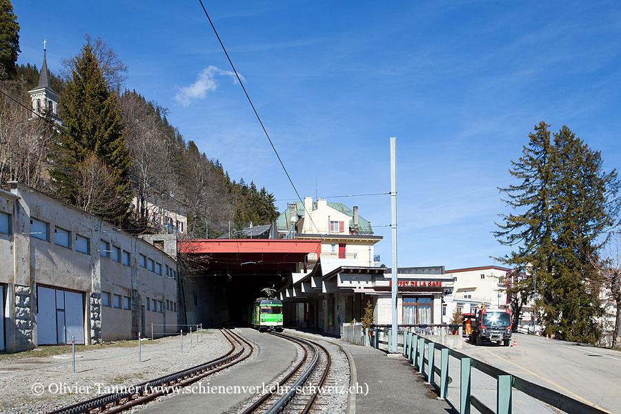 """Bahnhof """"Leysin-Feydey"""""""