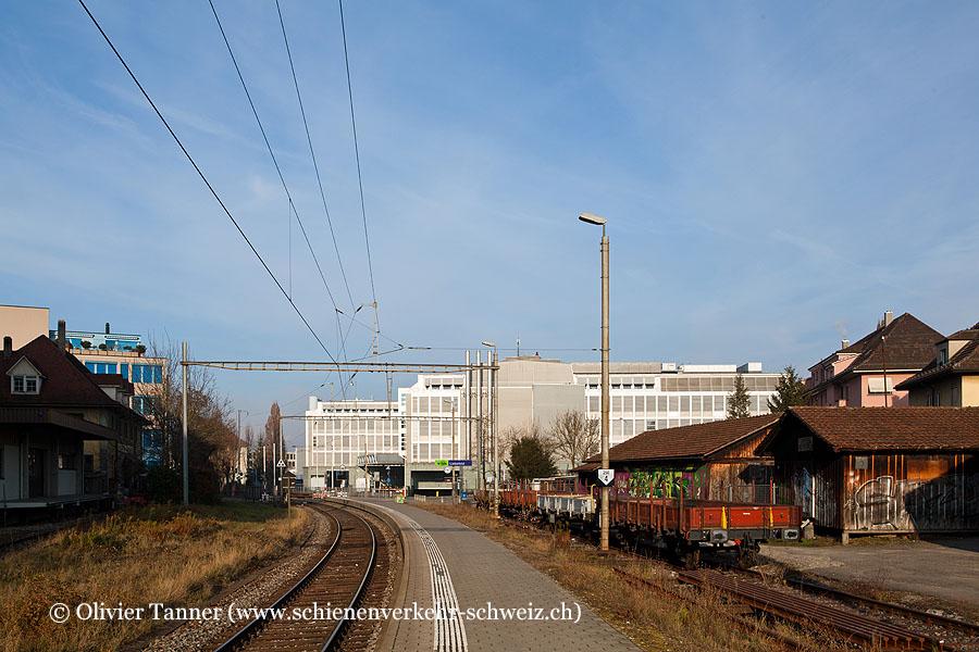 "Bahnhof ""Liebefeld"""