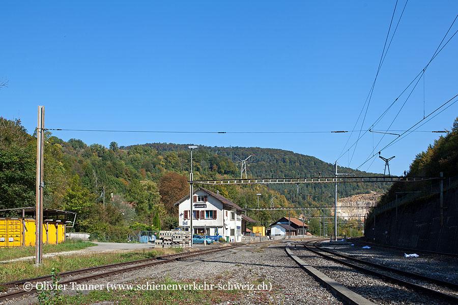 """Bahnhof """"Liesberg"""""""