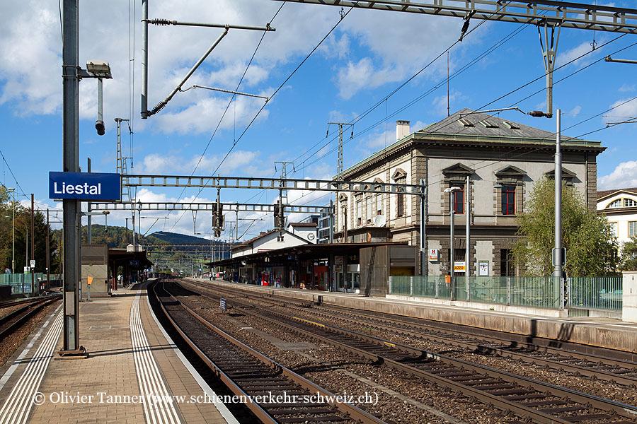 "Bahnhof ""Liestal"""