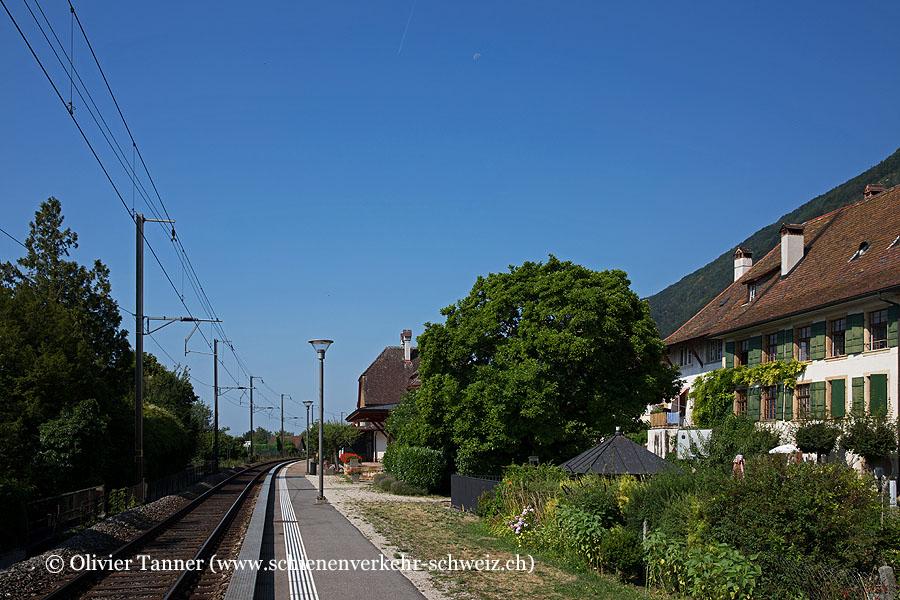 "Bahnhof ""Ligerz"""