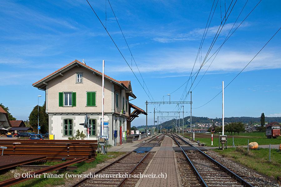"""Bahnhof """"Lindenholz"""""""