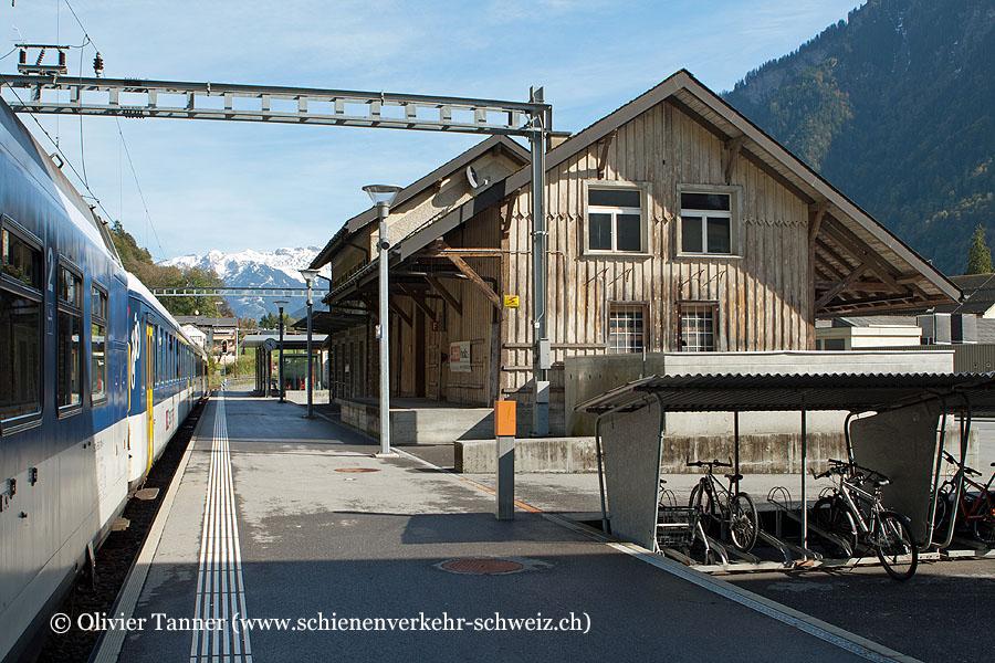 "Bahnhof ""Linthal"""