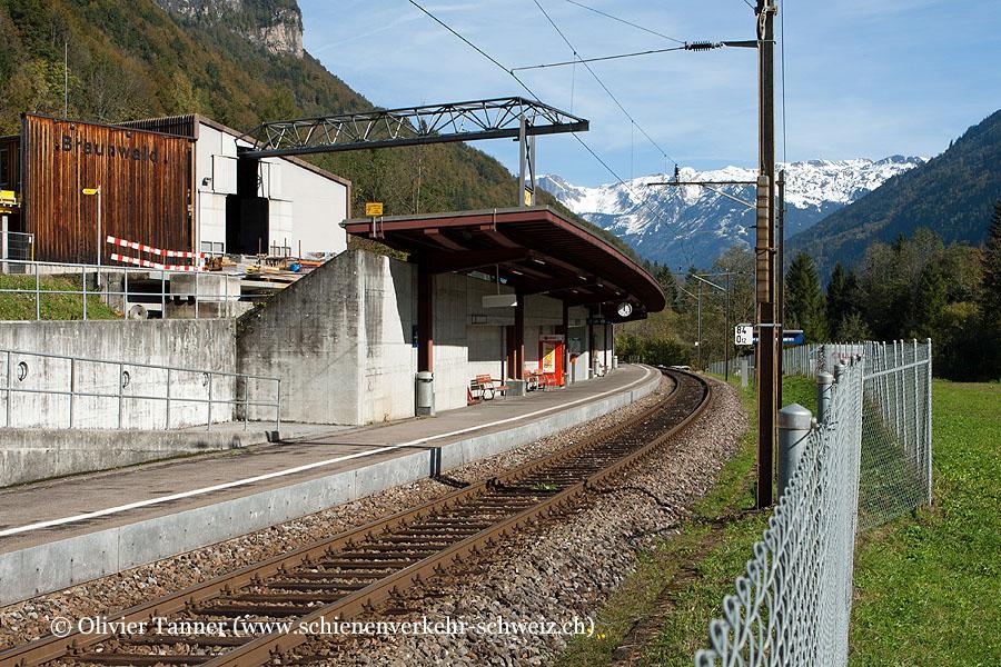 "Bahnhof ""Linthal Braunwaldbahn"""