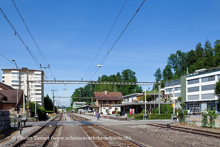 "Bahnhof ""Littau"""