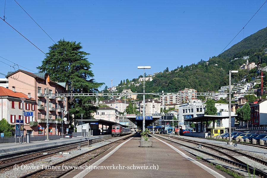 """Bahnhof """"Locarno"""""""