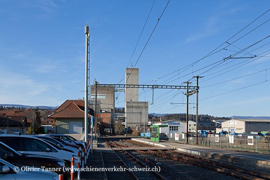 """Bahnhof """"Lohn-Lüterkofen"""""""