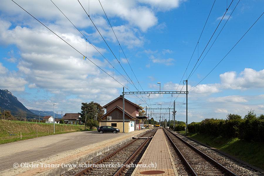 "Bahnhof ""Lommiswil"""