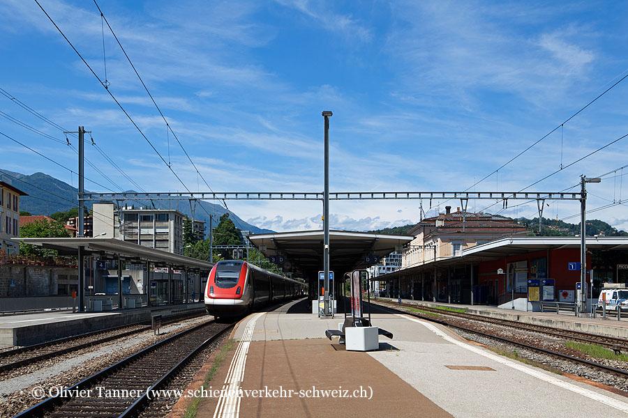 "Bahnhof ""Lugano"""