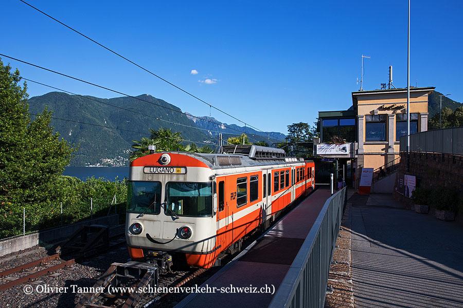 "Bahnhof ""Lugano FLP"""
