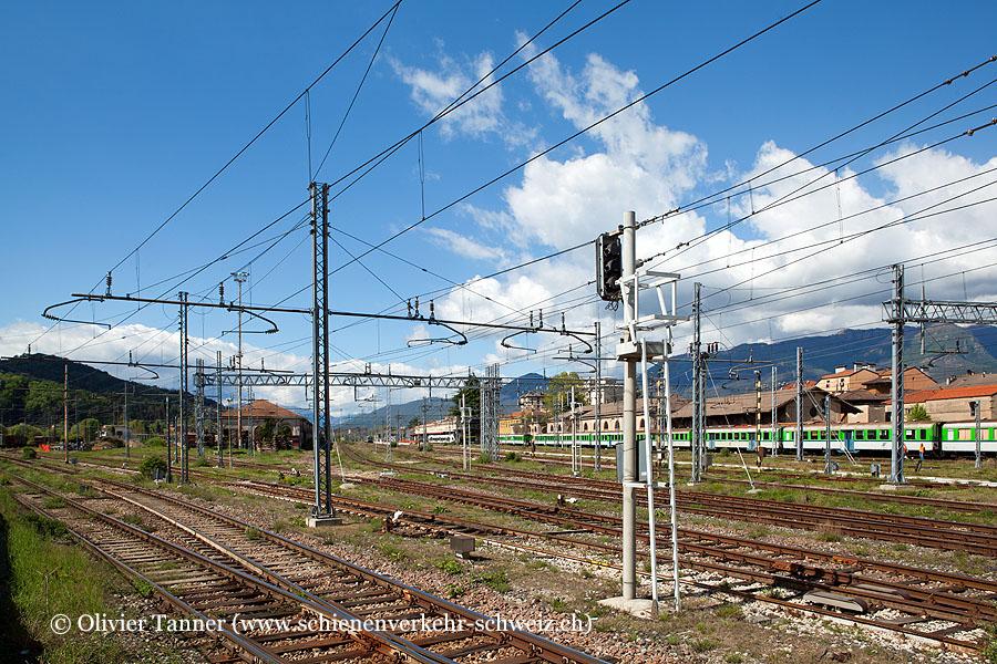 """Bahnhof """"Luino"""""""