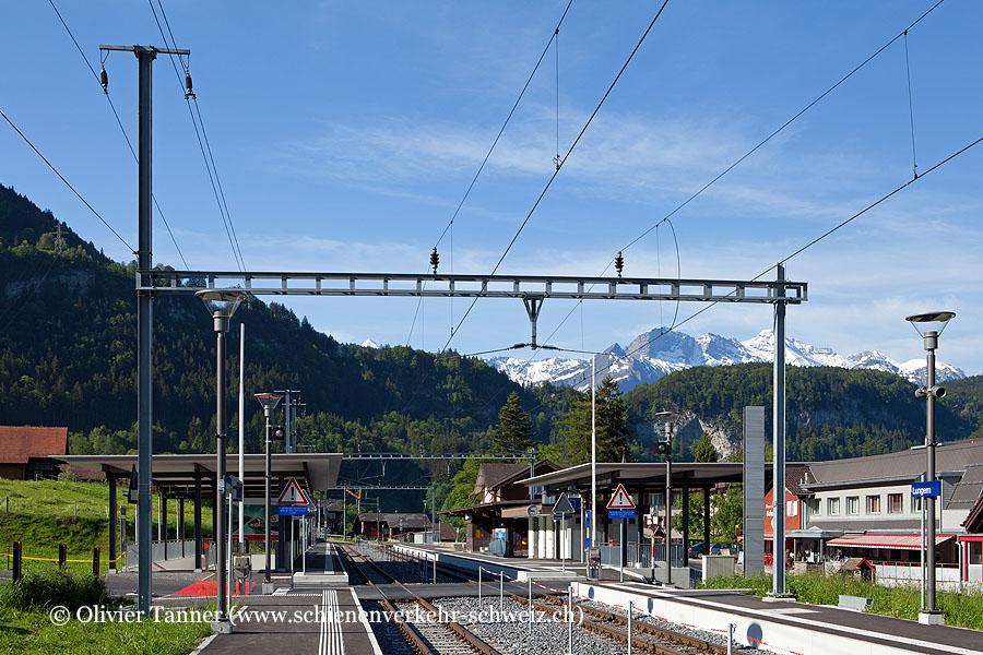 """Bahnhof """"Lungern"""""""