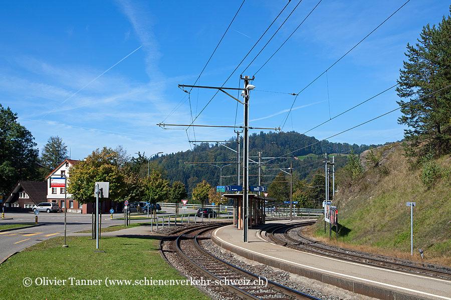 """Bahnhof """"Lustmühle"""""""