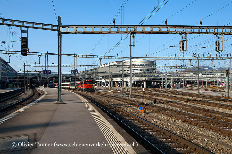 """Bahnhof """"Luzern"""""""