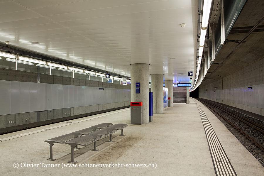 """Bahnhof """"Luzern Allmend Messe"""""""