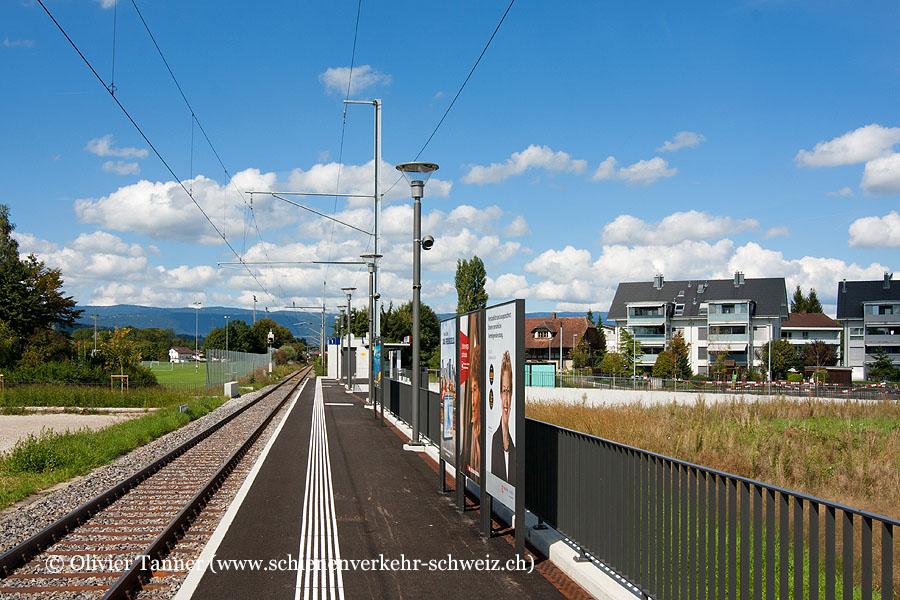"Bahnhof ""Lyss Grien"""