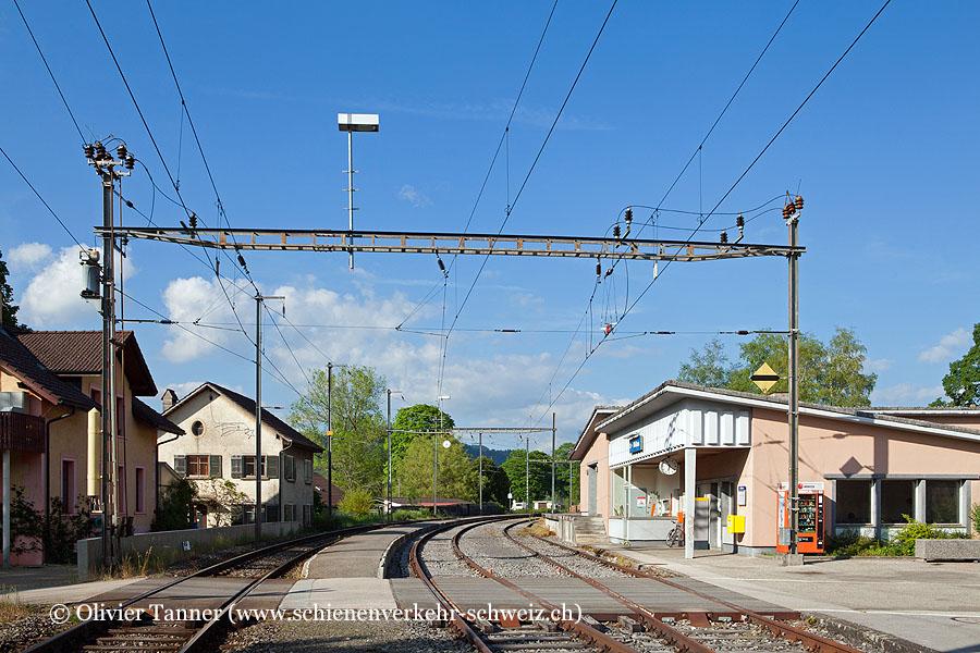"Bahnhof ""Môtiers"""