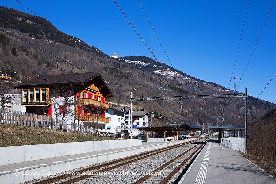 "Bahnhof ""Mörel"""