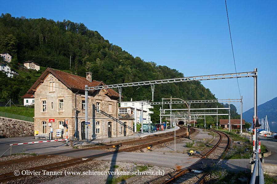 """Bahnhof """"Mühlehorn"""""""