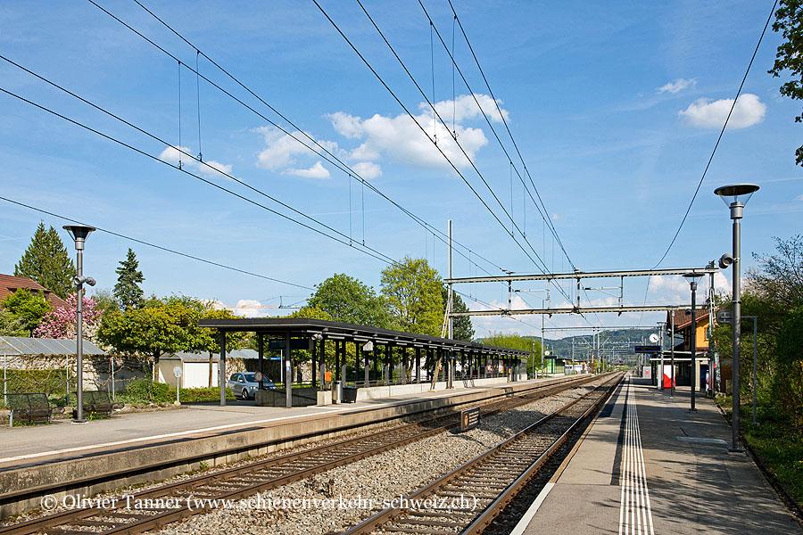 """Bahnhof """"Münchenbuchsee"""""""