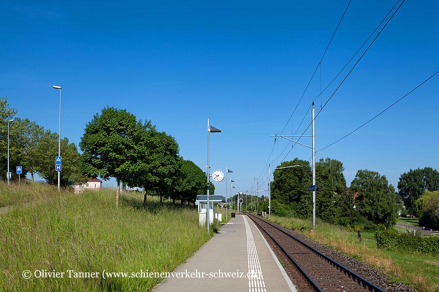 """Bahnhof """"Münsterlingen Spital"""""""