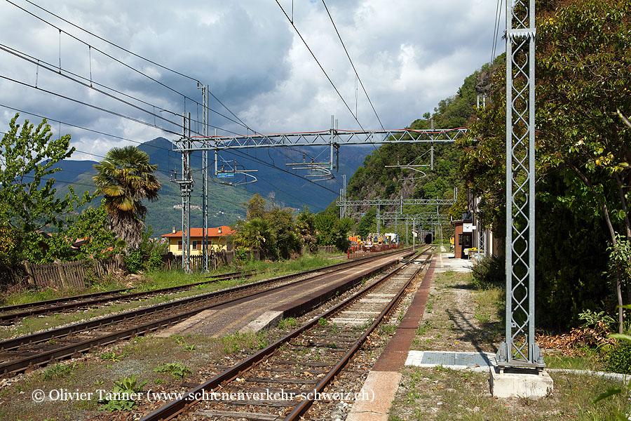 """Bahnhof """"Maccagno"""""""