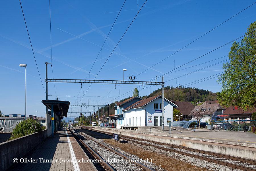 """Bahnhof """"Madiswil"""""""