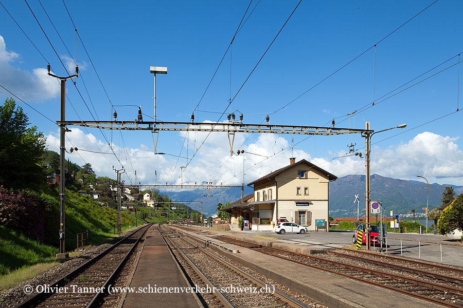 "Bahnhof ""Magadino-Vira"""