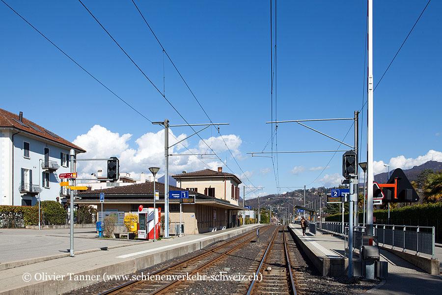 "Bahnhof ""Magliaso"""