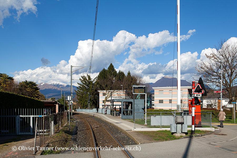 "Bahnhof ""Magliaso Paese"""