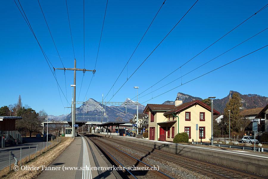 "Bahnhof ""Maienfeld"""
