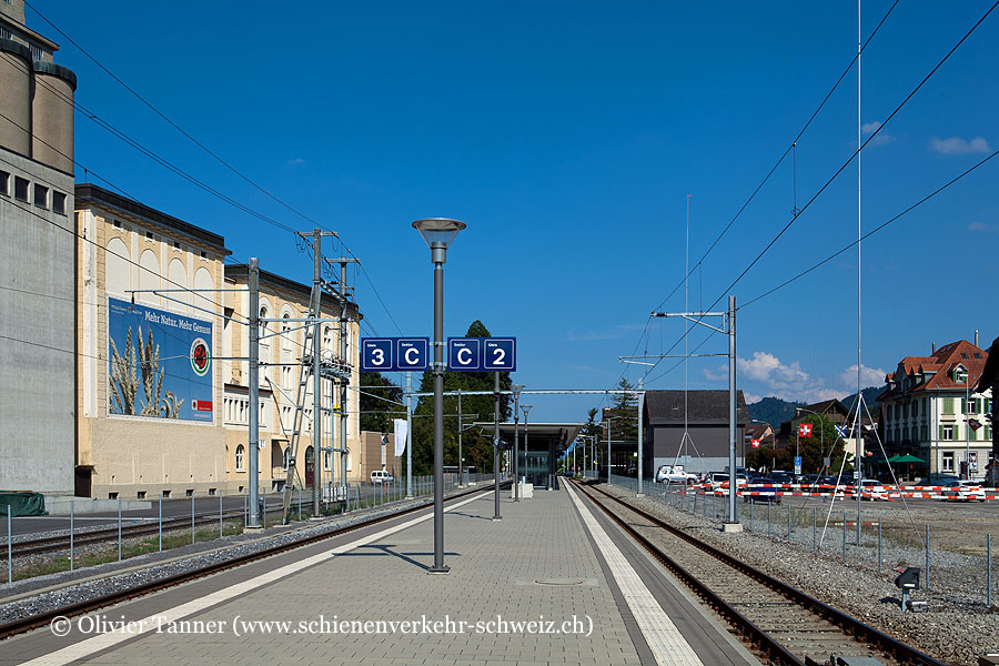 "Bahnhof ""Malters"""