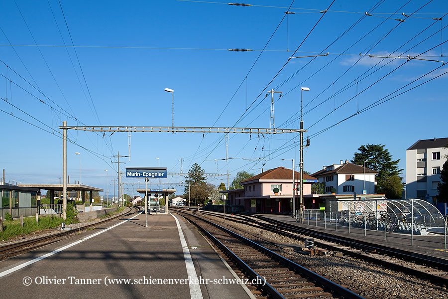 "Bahnhof ""Marin-Epagnier"""