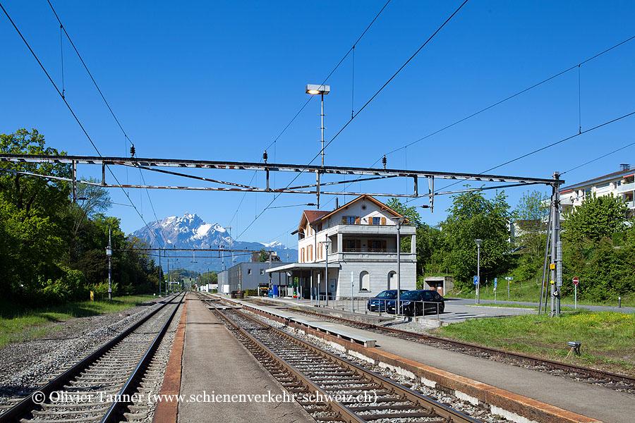 "Bahnhof ""Meggen"""