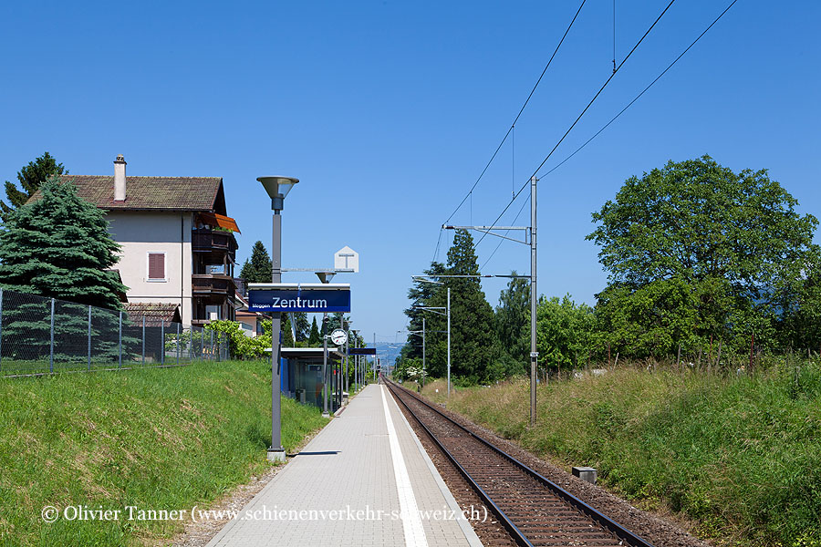 """Bahnhof """"Meggen Zentrum"""""""