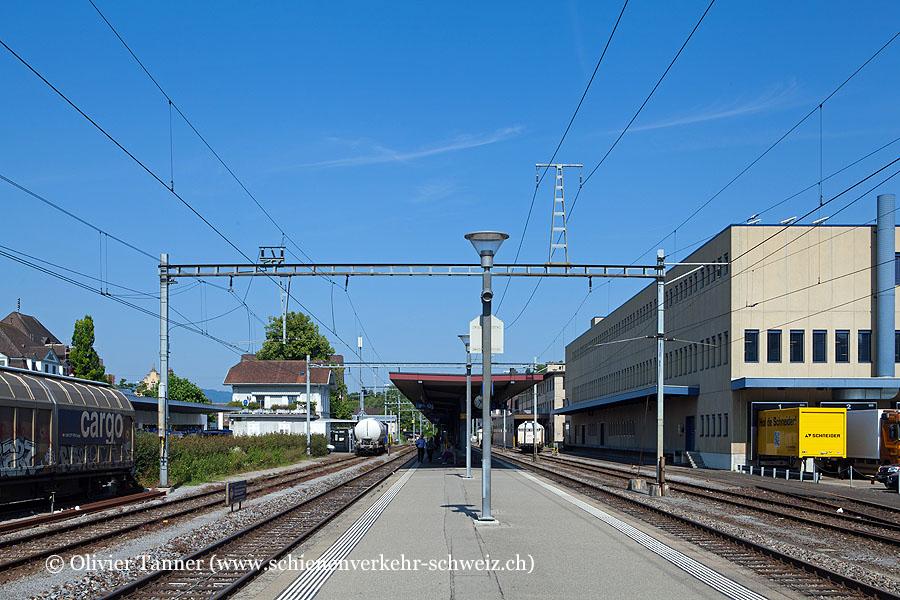 "Bahnhof ""Meilen"""