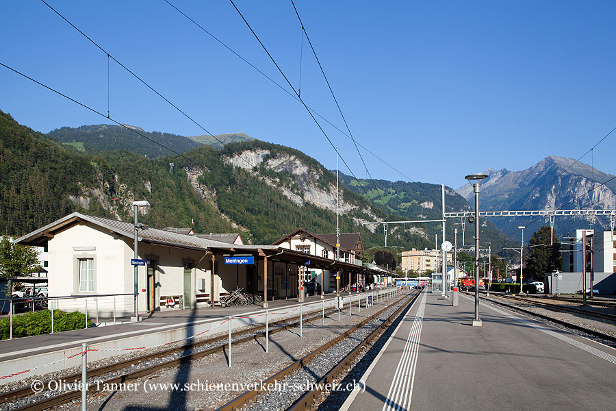 """Bahnhof """"Meiringen"""""""