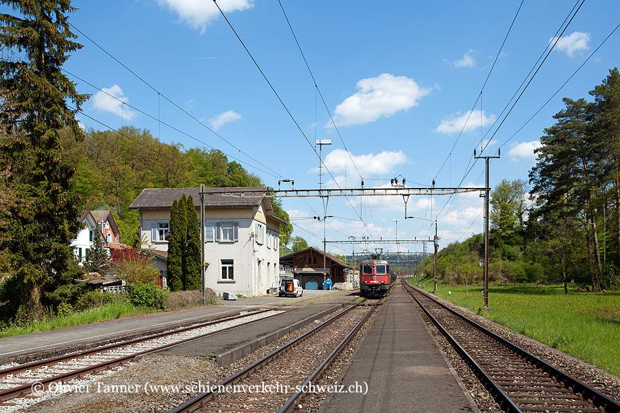 """Bahnhof """"Mellingen"""""""